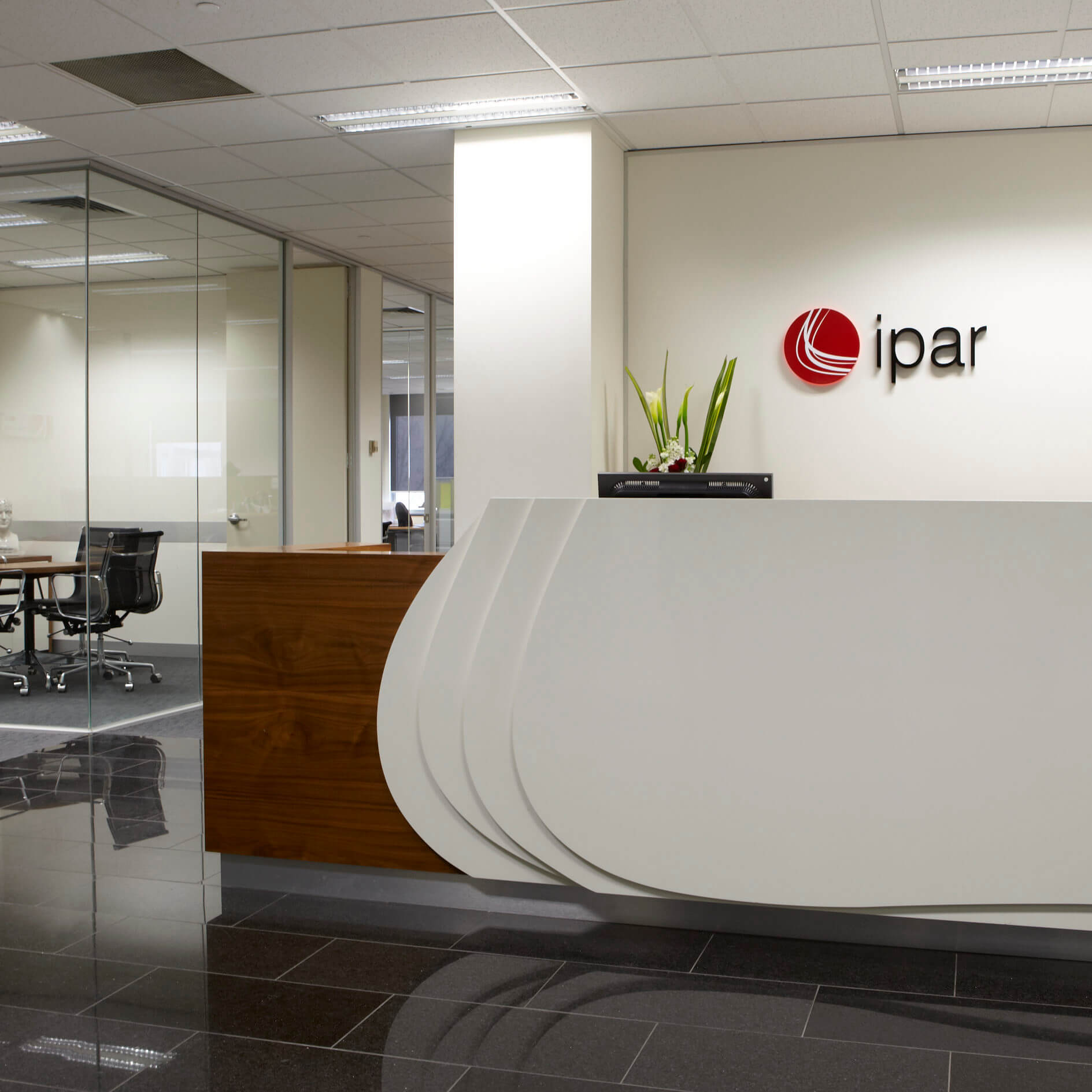 IPAR reception