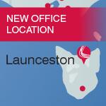 New office location Launceston, Tasmania