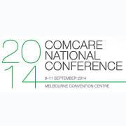 Comcare National Conference 2014 logo