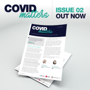 Image of COVID Matters issue 02